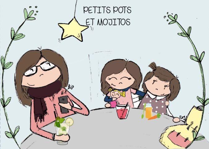 Petits Pots & Mojitos